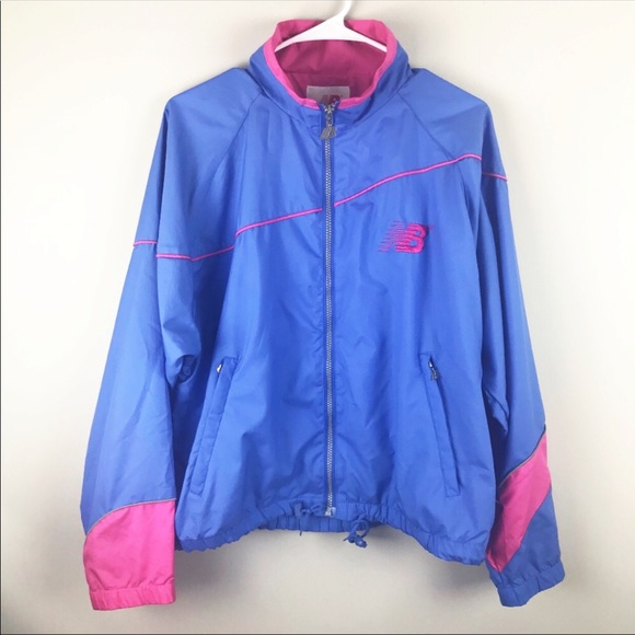 b139686f07db6 New Balance Jackets & Coats | Vintage Windbreaker Jacket | Poshmark